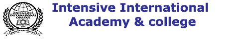 Intensive International Academy